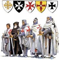 ГРАДЕЖ: Рицарите Темплиери и Рицарите на Малта Δ