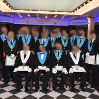 (20170617) Brothers from Ehnaton Lodge With Festive Gathering and Ritual in the Highlight of St. John Day
