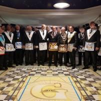 (20171015) Признание от Великата ложа ССПЗ на Куба (+ГАЛ)