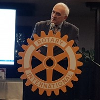 (20180131) Public lecture of the MW GM Br. Plamen Mateev at Rotary Club (+GAL) (+VID)