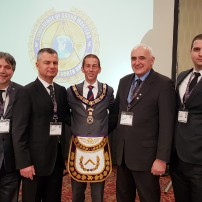 (20190215-20) GL AF&AM of Bulgaria at the CGMMNA 2019 (+GAL)