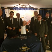(20190309) Recognition between GL AF&AM of Bulgaria and GO of Minas Gerais, Brasil (+GAL)