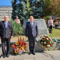 (20190922) Честване на Ден на Независимостта в о. София (+ГАЛ)