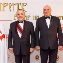 (20191207) Участие на НВУ ВМ в Бал на Рицарите