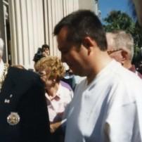 (20011003) Чествания в Чарлстън, Южна Каролина, САЩ