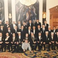 (20010107) Учредяването на Върховния съвет, 33° на България (+ГАЛ)