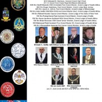 (20200627) Participation in the 3rd International Masonic Town Hall (+VID)