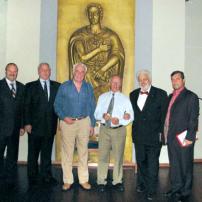 (20051106) Делегация на Върховен Съвет, 33°, на С.П.Ш.Р. в България на посещение в Швейцария