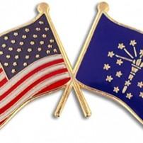 (20010516) Признание от Велика ложа на свободни и приети зидари на Индиана, САЩ