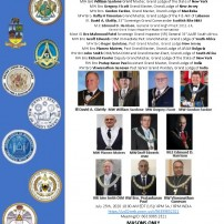 (20200720) Participation in the 4th International Masonic Town Hall