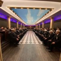(20200125) XIX Национална Конференция на Върховния съвет, 33° на България
