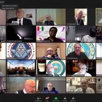 (20201025) Виртуален орден Sapere Aude: Sapere Aude 100: Полагане на виртуалния крайъгълен камък