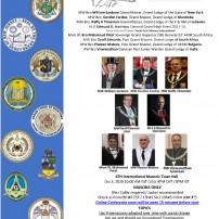 (20201003) Участие в международната конференция 6th International Masonic Town Hall