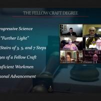 (20201026) GL of Kentucky: Brian T. Evans Jr., PM Chairman Rubicon Masonic Society - The Entered Apprentice Degree