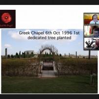 (20201103) UGL England: Lodge Hope of Kurrachee 337: Gordon Michie: Bro Alan Breward: The National Memorial Arboretum (+VID)
