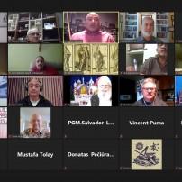 (20201214) Виртуален орден Sapere Aude: Бр Чък Дънинг: Езотерична ангажираност с масонски образи