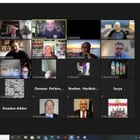 (20201216) Виртуален орден Sapere Aude: У Бр Майк Киърслий, ВЛ Нова Зенландия: Аферата Роберто Калви - масонски скандал