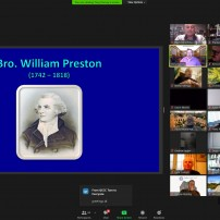 (20210113) Virtual order Sapere Aude: W Bro. Tony Harvey, PAGDC, the Prestonian Lecturer